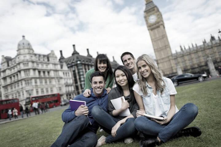 Английский для молодежи а Англии