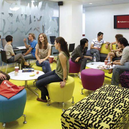MALVERN HOUSE — круглогодичные курсы английского языка для взрослых от 16 лет