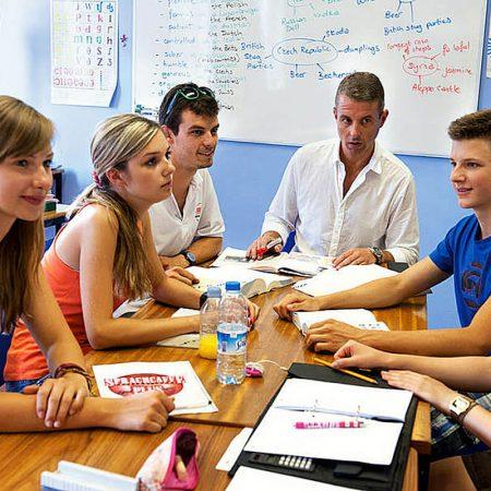 SPRACHCAFFE Лондон — английский язык для молодежи от 14 до 17 лет.